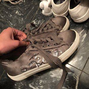 Steve Madden fashion sneakers
